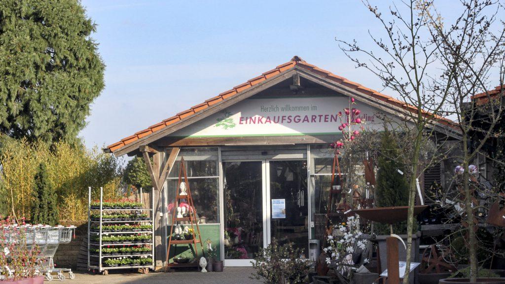 Willkommen Im Einkaufsgarten Meteling Einkaufsgarten Meteling